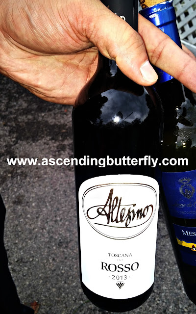 Altesino Toscana Rosso 2013, White Wine