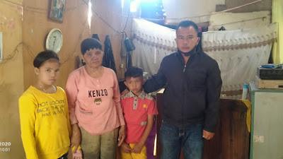 """Miris Sekali """" Nasib Nenek Raminzah warga Desa Koto tengah, Kota Sungai Penuh."""