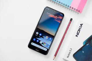 handphone nokia android