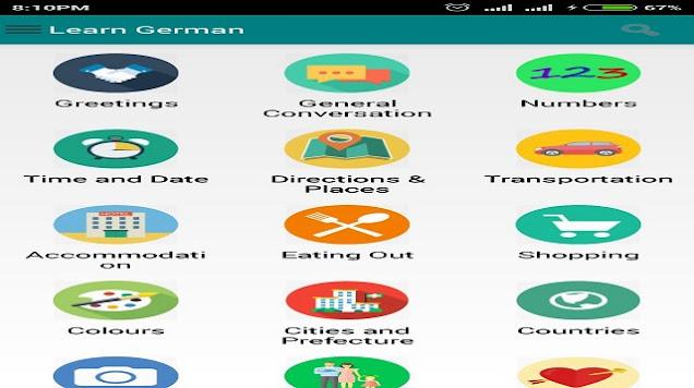 Aplikasi Belajar Bahasa Jerman