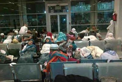 Tiket Pesawat Jamaah Umrah Dipalsukan
