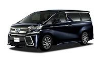 Harga Toyota Alphard & Vellfire   Pekanbaru Riau
