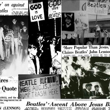 Konser Beatles Pasca Pernyataan 'Bigger Than Jesus' Dari Lennon