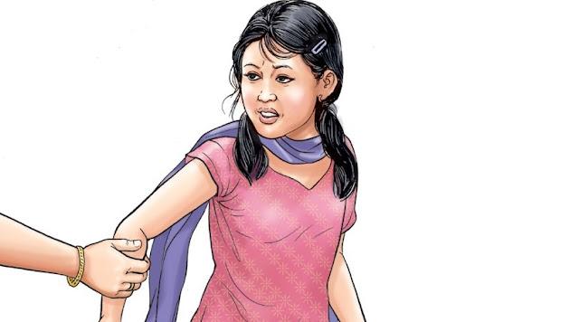 शोहदे ने सरेआम पकड़ा युवती का हाथ... - newsonfloor.com