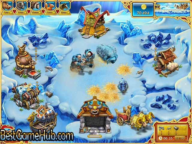 Farm Frenzy Viking Heroes Torrent Game Free Download