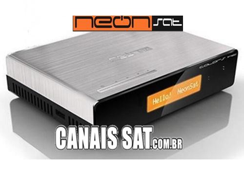 Neonsat Colors HD Nova Atualização C100 - 24/08/2020