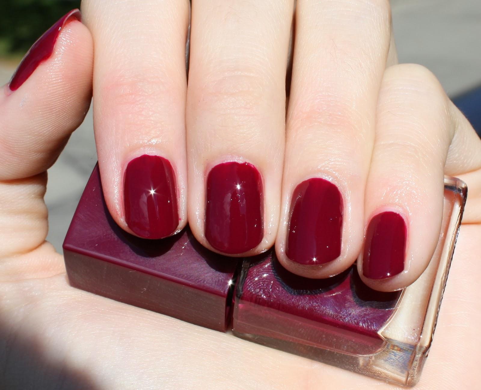 Nails Inc. Gel Effect Polish in Kensington High Street Review ...