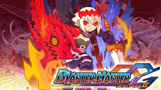 """Blaster Master Zero 2 (Switch): confira o trailer da personagem """"Empress"""""""