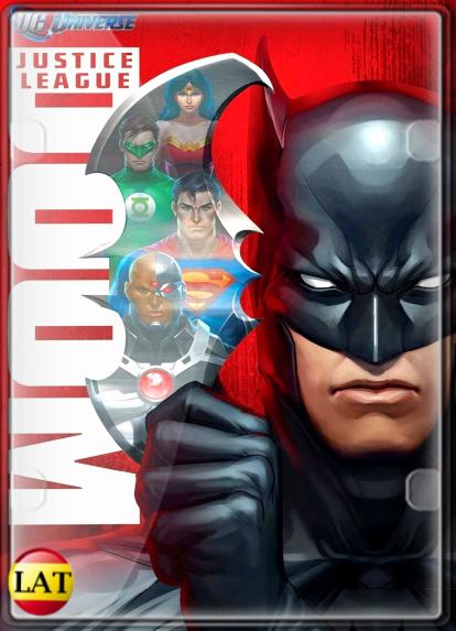 Liga de la Justicia: Perdición (2012) DVDRIP LATINO