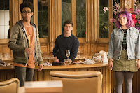 Gregg Sulkin, Ariela Barer and Rhenzy Feliz in Marvel's Runaways (44)