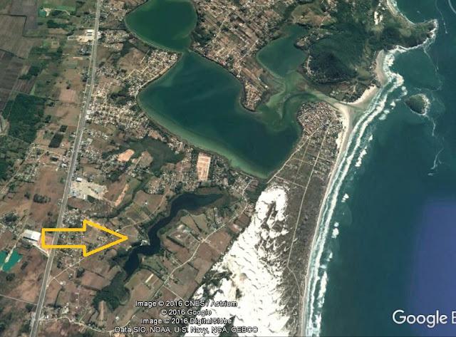 Pousada Lagoa Doce