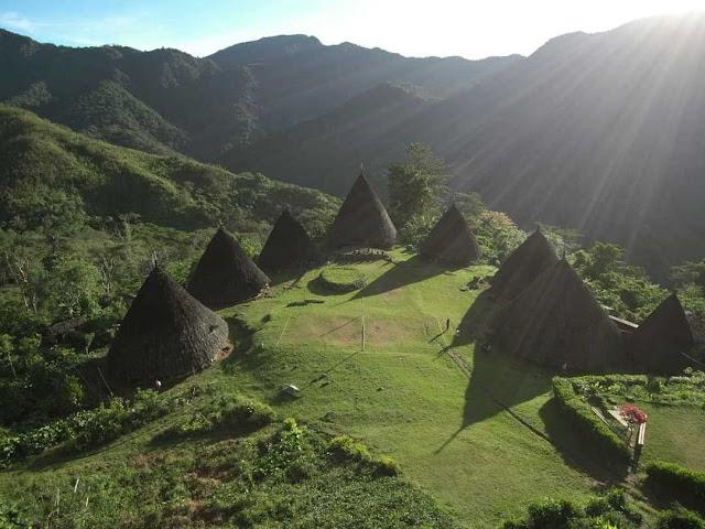 Desa Wae Rebo Nusa Tenggara