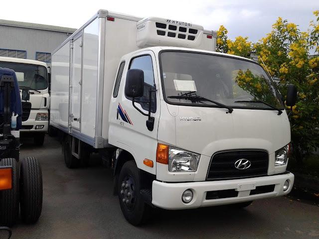 Mua xe đông lạnh Hyundai cũ được bán theo niềm tin khách hàng