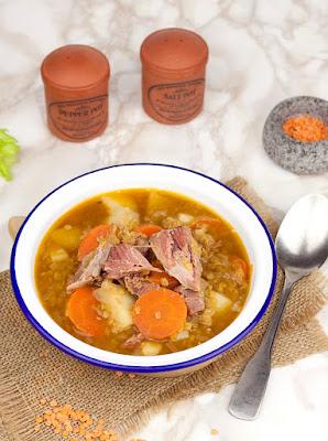 zupa na jesienne dni