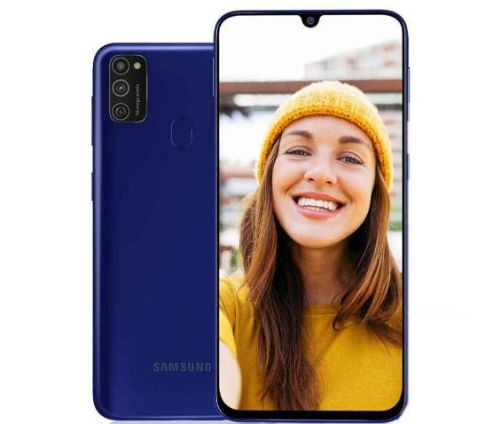 Lihat Harga dan Spesifikasi lengkap Samsung Galaxy M21