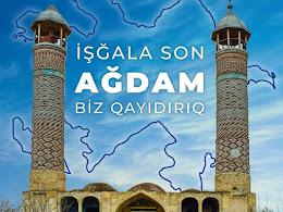 Ana Vətən Azərbaycan, doğma yurdum!