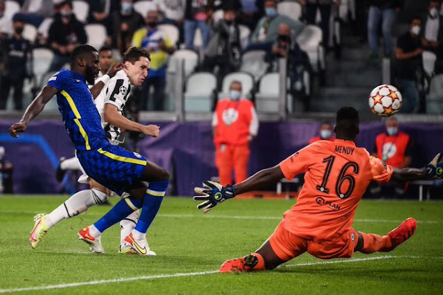 ملخص وهدف فوز يوفنتوس علي تشيلسي (1-0) دوري ابطال اوروبا