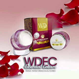 Review Product Women Desire Essential Cream (WDEC)
