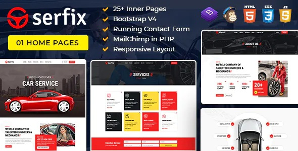 Best Bootstrap HTML Template