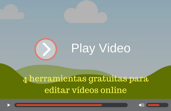 Herramientas, gratis, online, editar, vídeos
