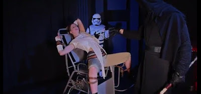 Star Wars XXX versión porno (Video)