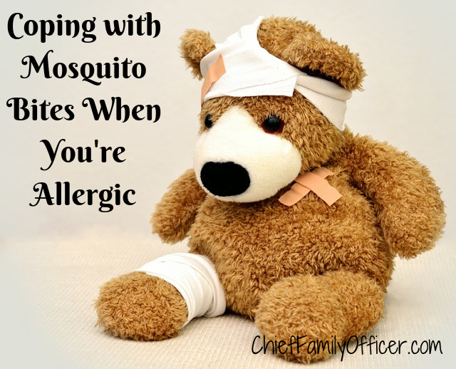 Coping with Mosquito Bites when You're Allergic
