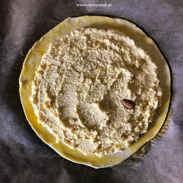 Francuskie ciasto na 6 stycznia