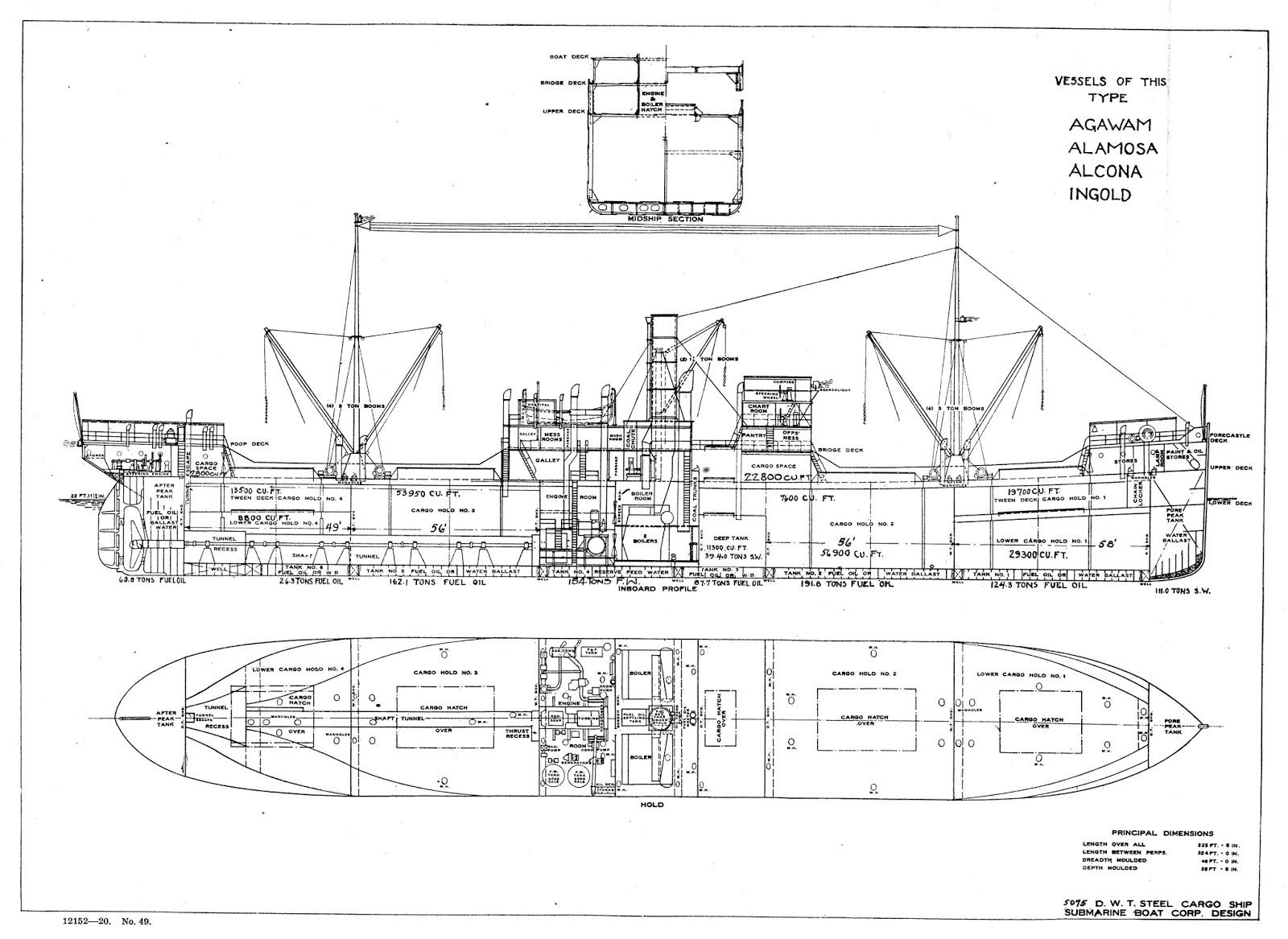 Propnomicon Alamosa Tramp Steamer Plans