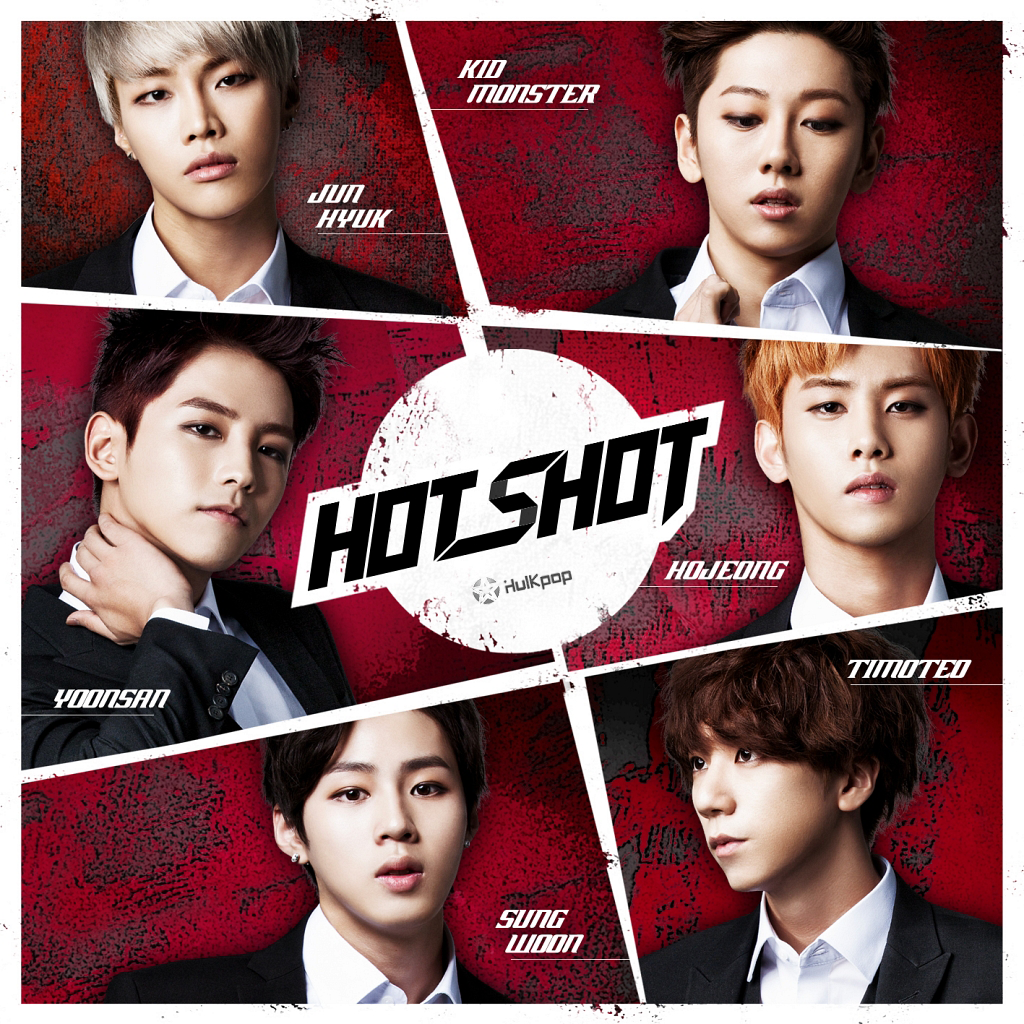 HOTSHOT – Take A Shot – Single