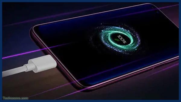 شحن هاتف Realme 6 و Realme 6 Pro