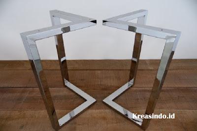 15+ Model Kaki Meja Stainless dan Penjelasannya