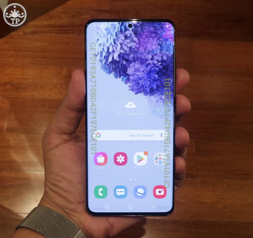 Samsung Galaxy S20 Plus, Samsung Galaxy S20 Plus Philippines