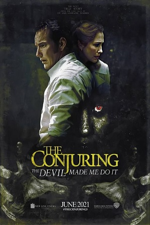 The Conjuring 3: The Devil Made Me Do It (2021) Full English Movie Download 720p 480p Web-DL