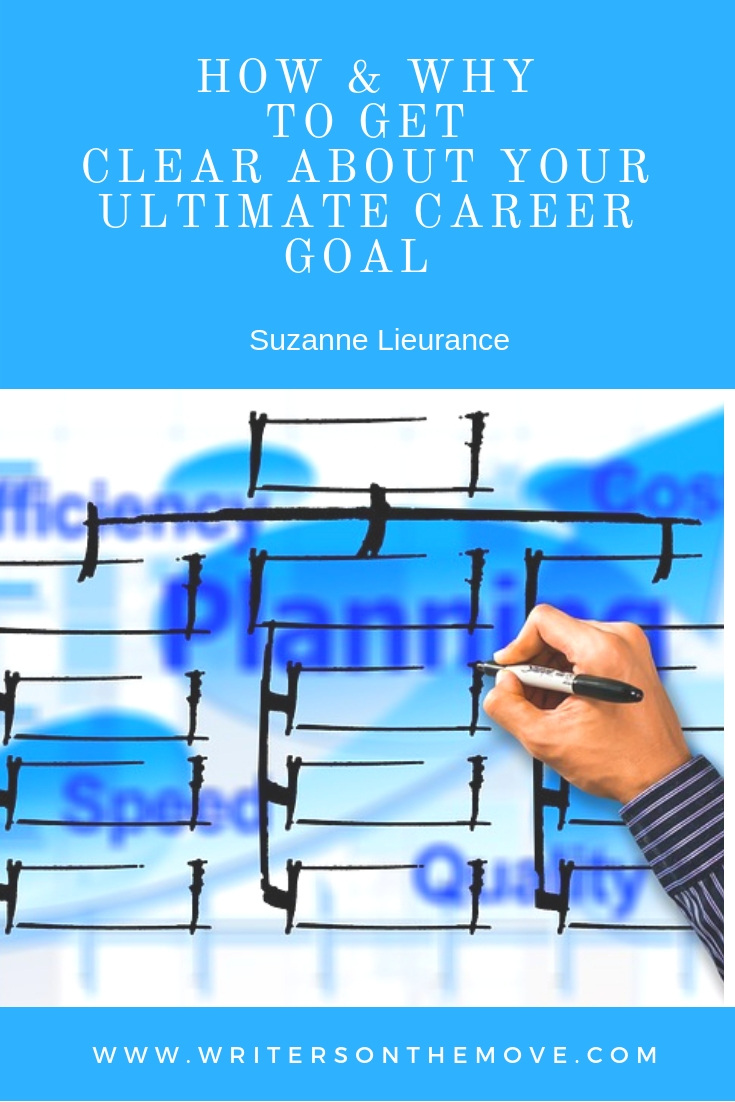 How and Why to Get Clear about Your Ultimate Career Goal