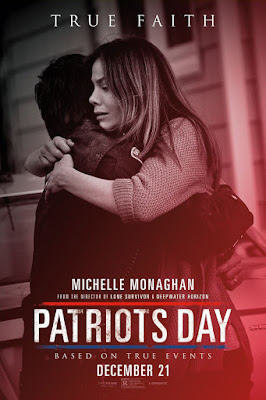 Patriots Day Michelle Monaghan Poster