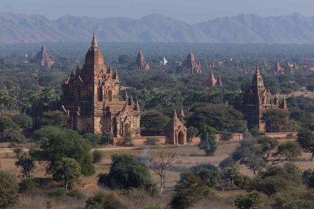 templi birmania myanmar