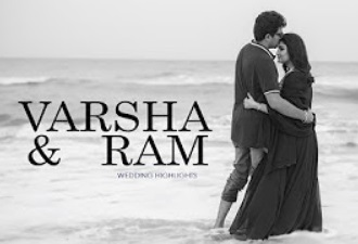 RAM & VARSHA – WEDDING by ASHOKARSH