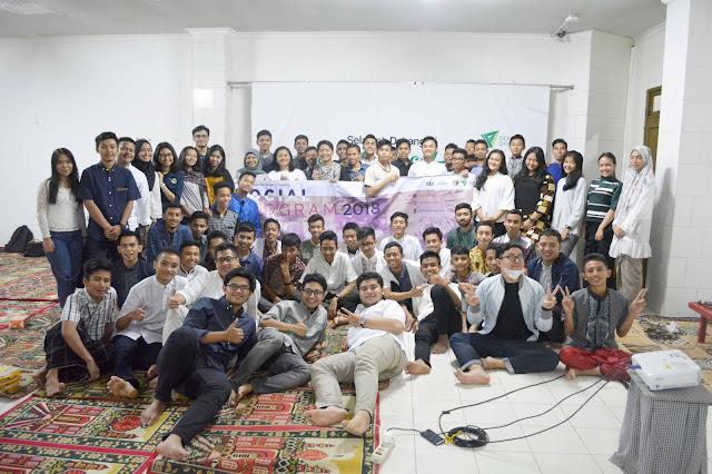 Mahasiswa Trisakti Berbagi Ilmu Bersama Siswa Smart di Bulan Ramadhan
