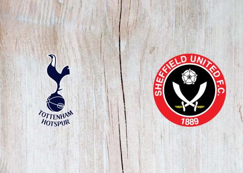 Tottenham Hotspur vs Sheffield United -Highlights 02 May 2021