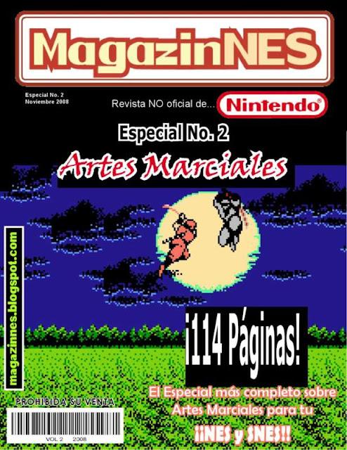 MagazinNES Especial #02 (E02)