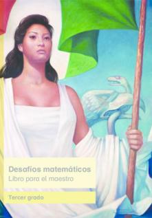 Desafíos Matemáticos Libro para el Maestro Tercer grado 2015-2016