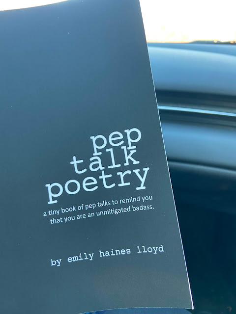Pep Talk Poetry