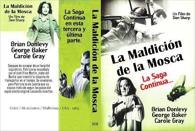 La maldición de la mosca (1965)