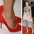 Esta es la razón por la que las famosas usan zapatos de un número más grande
