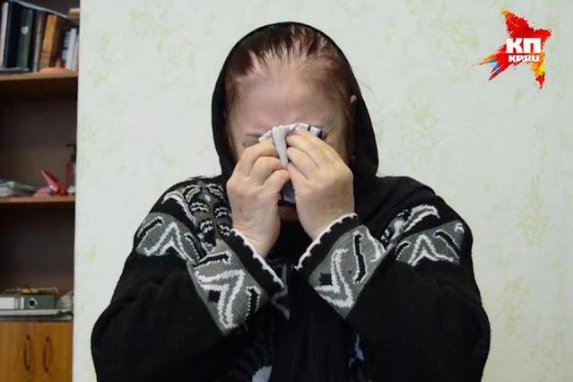 Одинокая пенсионерка, уставшая от прессинга коллекторов, выставила на продажу почку, чтобы расплатиться с банковским долгом