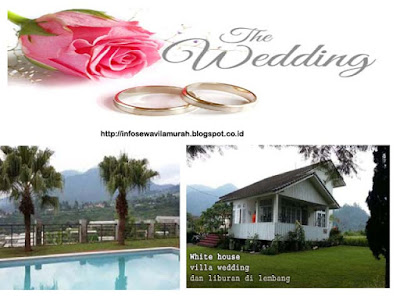 Villa Istana Bunga Villa Wedding Dan Pernikahan Di Lembang