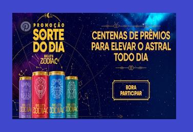 Promoção Sorte do Dia - Beats Zodiac