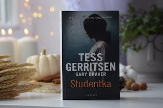"""""""Studentka"""" - Tess Gerritsen, Gary Braver"""