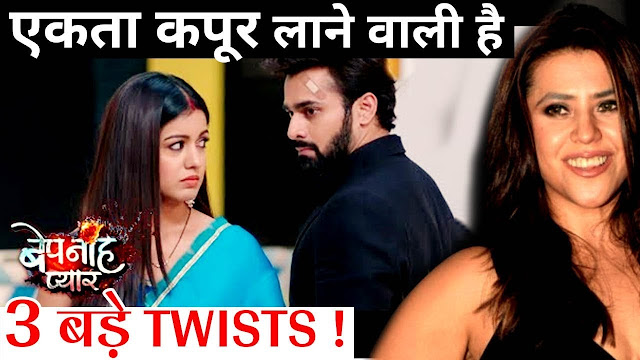 EXPOSED: Pragati calls Raghbir gold digger exposes Malhotras past dirty secrets in Bepanah Pyaar