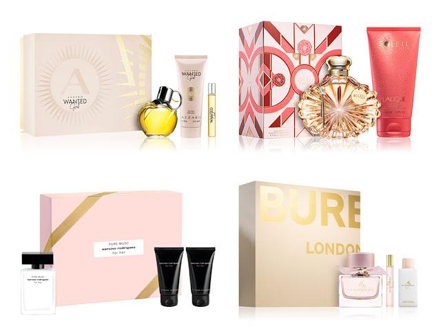 Парфюмерные наборы в интернет-магазине парфюмерии и косметики Notino